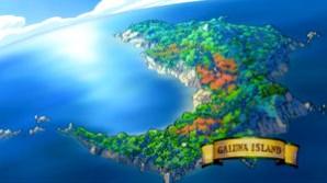 פיירי טייל פרק 11: האי המקולל