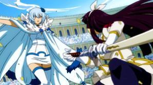פיירי טייל פרק 164: קאגורה נגד יוקינו