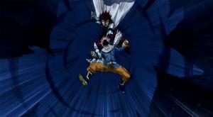 פיירי טייל פרק 61: קרב אווירי אדיר! נאטסו נגד קוברה