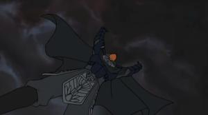 רייב מאסטר פרק 29: ראש השדים, גייל!
